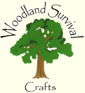 Woodland Survival Crafts Logo